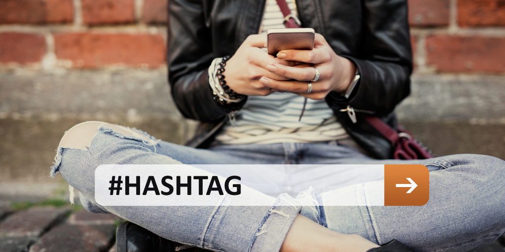 digital marketing hashtags for business